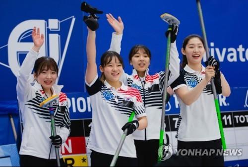여자컬링, 세계 랭킹 2위로 껑충…'역대 아시아 최고'