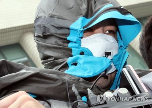 경찰, '이희진 부모살해' 피의자 김다운 오늘 검찰 송치