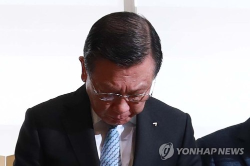 아시아나 주가 '박삼구 회장 퇴진'에 9거래일 만에 강세
