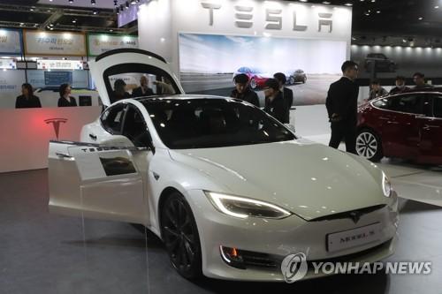 [서울모터쇼] 중소기업부터 中 합작사까지…전기차 경쟁 '치열'