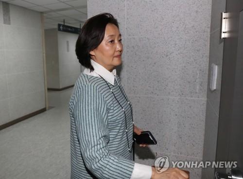 """한국당, 김연철·박영선 사퇴 요구…""""7명 장관후보자 부적격"""""""