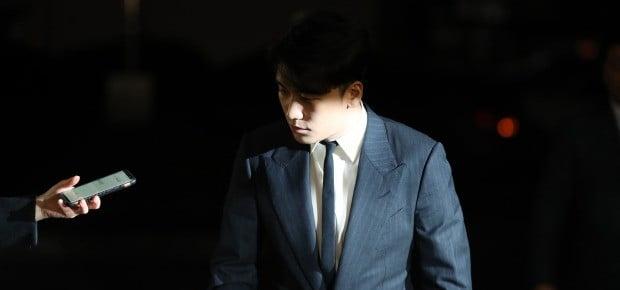 '성접대·마약 의혹' 빅뱅 승리  /사진=연합뉴스