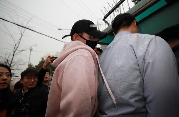 재소환된 '마약류 투약 의혹' 버닝썬 이문호 대표 (사진=연합뉴스)