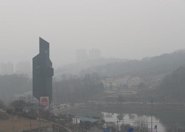 미세먼지 '매우 나쁨' (사진=연합뉴스)