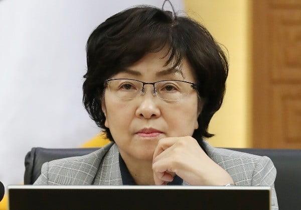 김은경 전 환경부 장관. 사진=연합뉴스