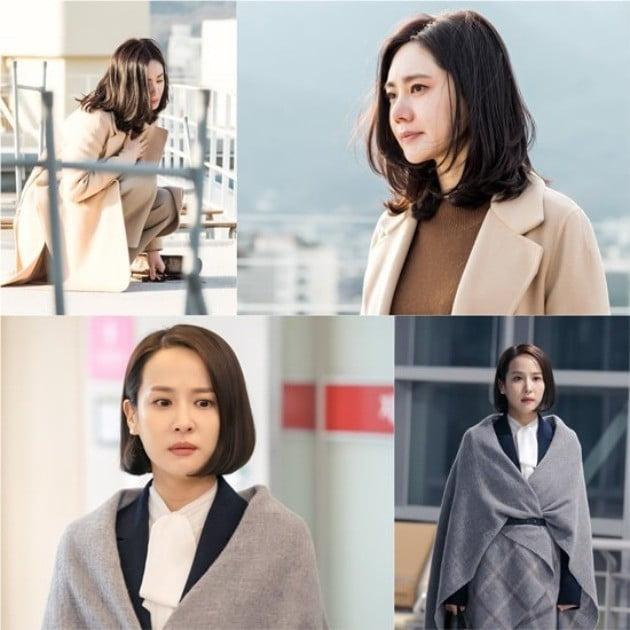 추자현·조여정 / 사진 = JTBC 금토드라마 '아름다운 세상'