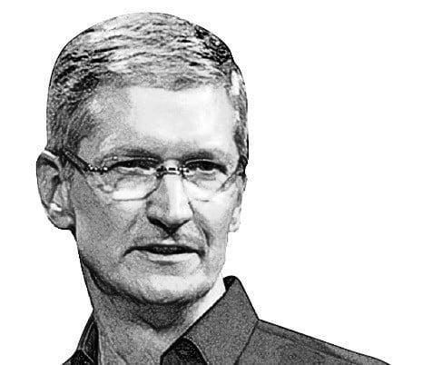 팀 쿡 애플 CEO.