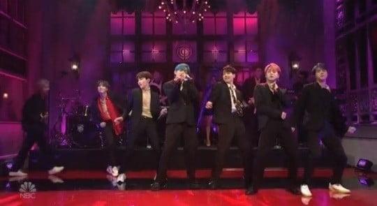 /사진=NBC 'SNL' 방송화면 캡처