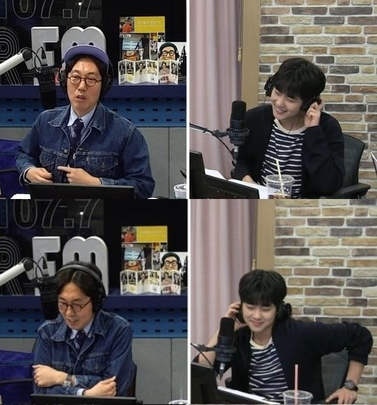 조병규 /사진=SBS 보는 라디오 화면 캡처