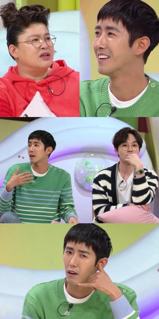 '안녕하세요' 광희 /사진=KBS2