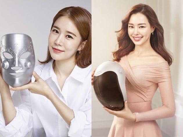 송혜교 8억·이나영 7억…억소리 나는 LED 마스크 모델 경쟁