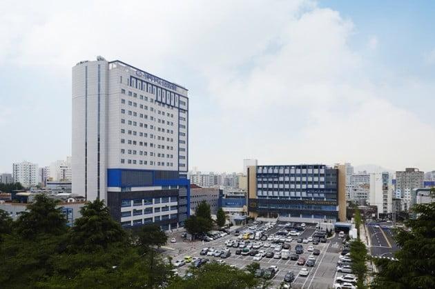 가톨릭대 인천성모병원 전경