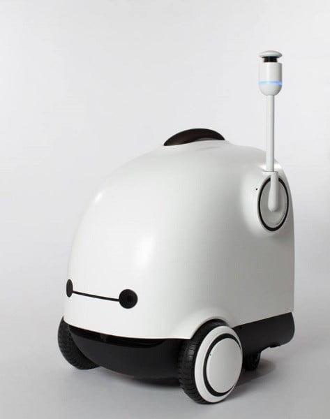 우아한형제들 배달로봇 '딜리'