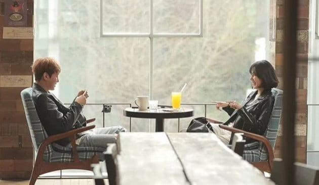 신동미, 허규 부부/사진=신동미 인스타그램