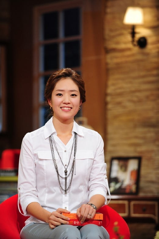 고민정 대변인/사진=KBS