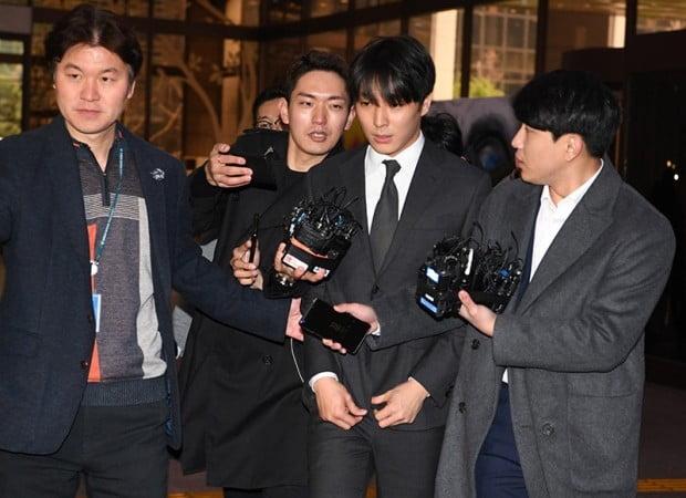 최종훈 '물뽕 성폭행' 논란