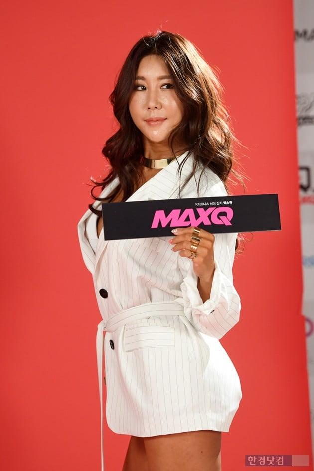 [포토] 김소영, '맥스큐 모델이랍니다~'
