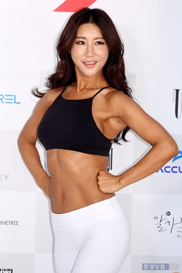 [포토] 김소영, '군살 없는 탄탄한 몸매'
