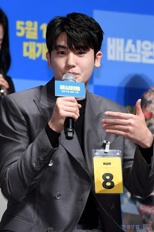 [포토] 박형식, '국민재판 8번 배심원'