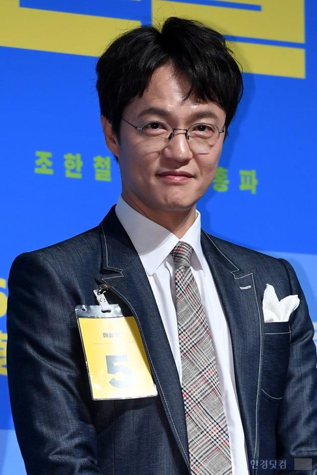 [포토] 조한철, '대기업 비서 5번 배심원'