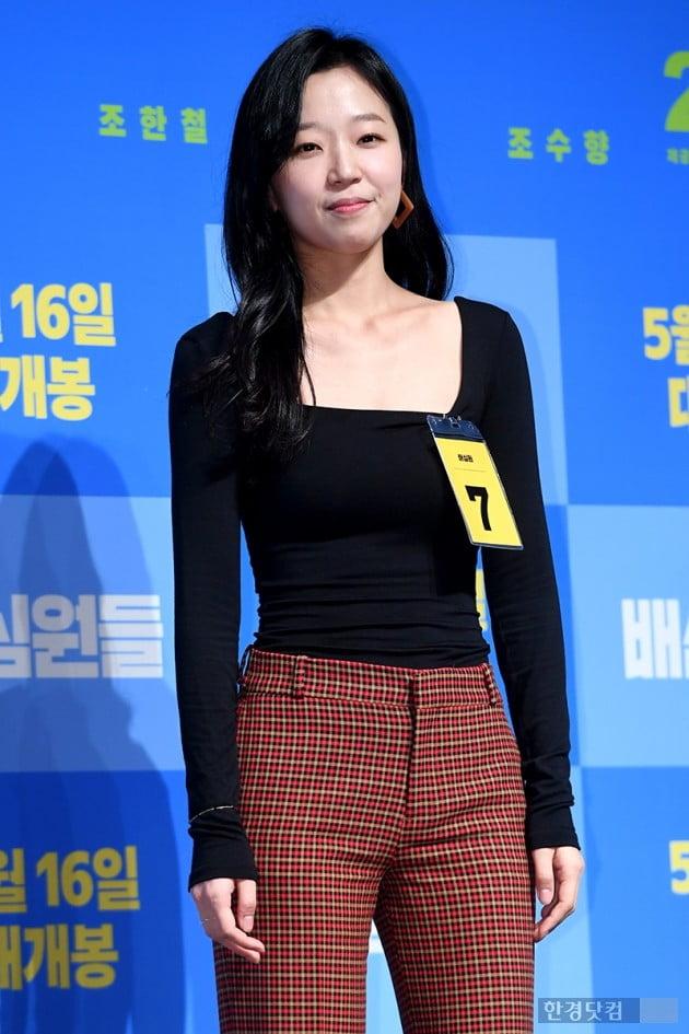 [PHOTOPIC] 조수향, '박혁권과 열애설 후 첫 공식 석상'
