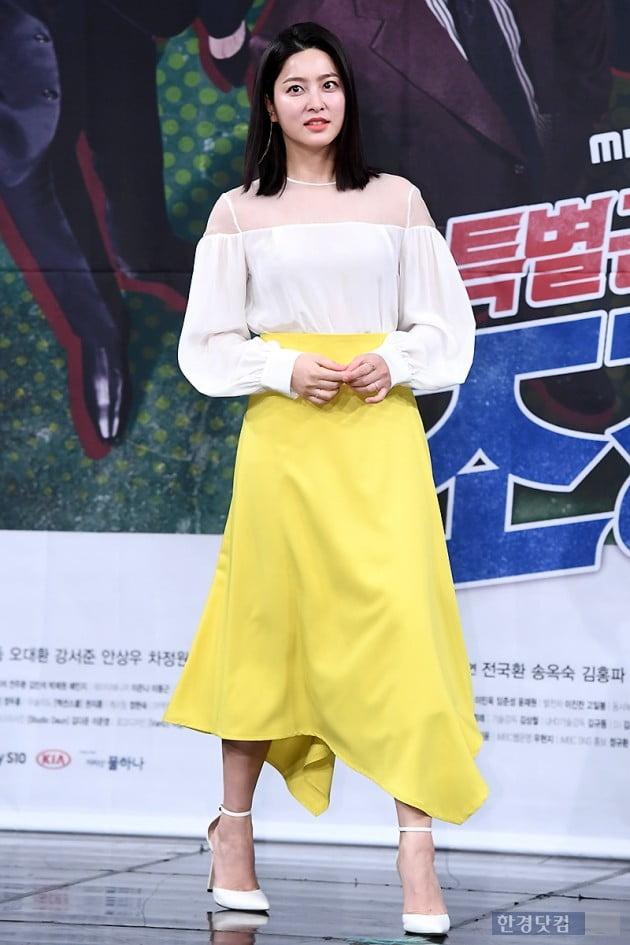 [포토] 박세영, '반짝반짝 빛나는 미모~'