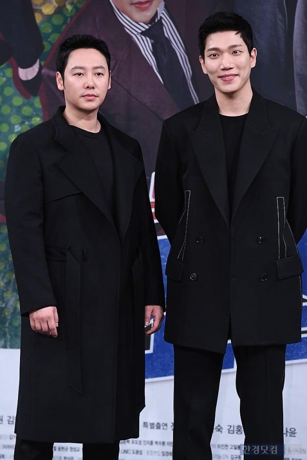 [포토] 김동욱-김경남, '카리스마 넘치는 두 남자'