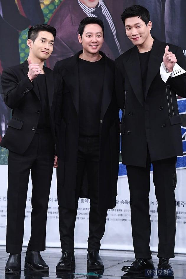 [포토] 류덕환-김동욱-김경남, '블랙으로 멋지게 차려입은 세 남자'