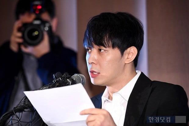 [HK영상] 황하나 연예인 A? 박유천, '나는 마약을 하지 않았다'