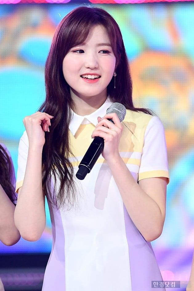 [포토] 아이즈원 혼다 히토미, '사랑스러운 미소~'