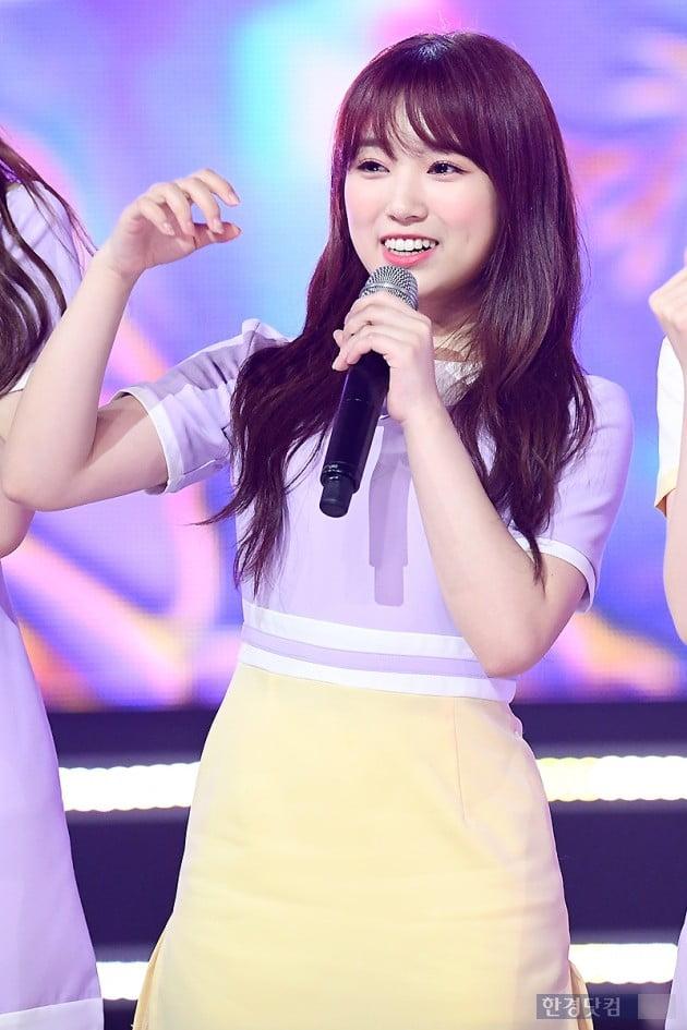 [포토] 아이즈원 야부키 나코, '귀여운 미소~'