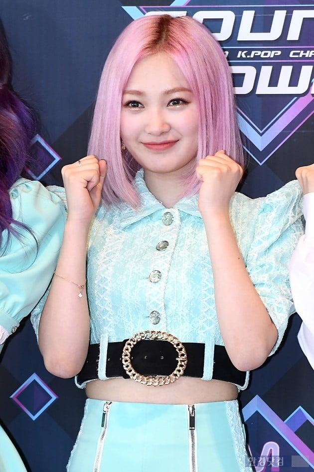 [포토] 드림노트 미소, '예쁨 가득한 미소~'