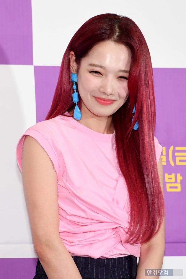 [포토] 전소민, '사랑스러운 반달 미소'