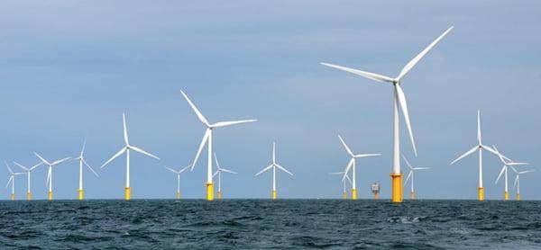 씨에스 윈드가 스웨덴에 수출한 풍력타워
