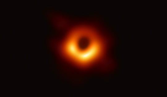 블랙홀 (사진=Event Horizon Telescope)