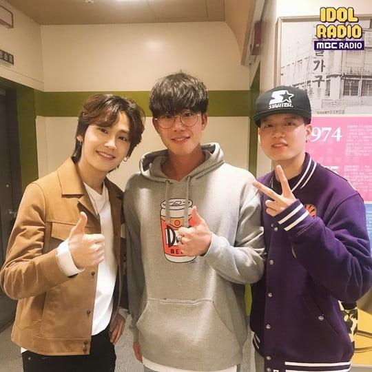 아이돌 라디오, 댄서 차현승 (사진=MBC)