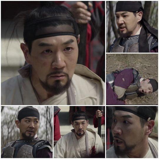 '해치'의 배우 한상진 / 사진제공=SBS