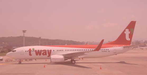 항공기 'B737-800'