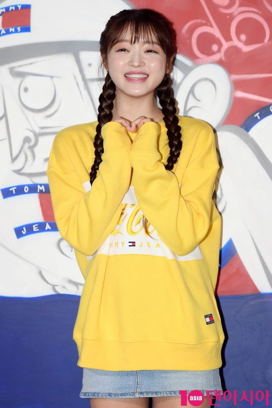 그룹 오마이걸 유아