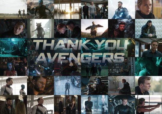 영화 '어벤져스: 엔드게임' 200만 돌파 스페셜 이미지. /사진제공=월트디즈니컴퍼니 코리아
