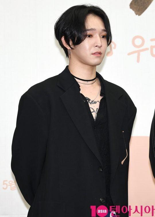 [TEN PHOTO]남태현 '샤프한 옆선'