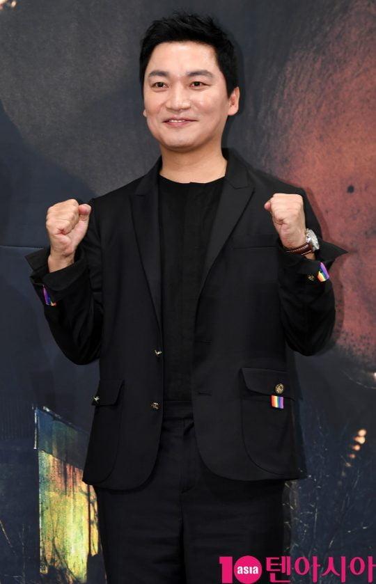 '구해줘' 시즌1에 이어 시즌2에도 출연하는 배우 조재윤./ 사진=조준원 기자wizard333@