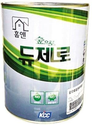 KCC의 기능성 페인트 '숲으로 홈앤 듀제로'.
