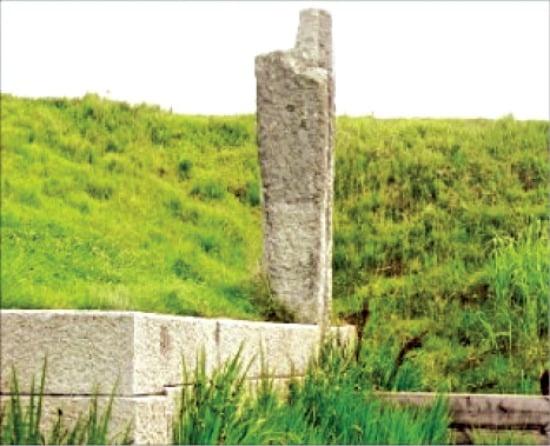331년 전북 김제에 세워진 벽골제. 바닷물의 유입을 막는 방조제 역할을 했다.