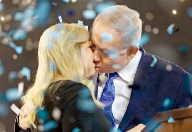 이스라엘 네타냐후 총리 5선 연임 성공