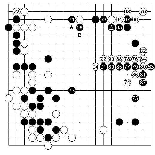 [제23기 하림배 여자국수전] 기세의 충돌