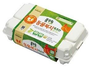 풀무원식품, 동물복지 달걀 매출 '高高'