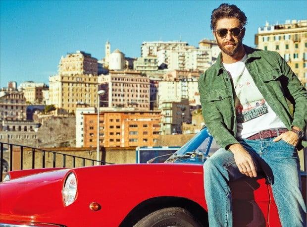 자유분방한 스타일, 세련미 넘치는 색감…맨온더분, 쿠바의 감성을 정장에 담았다