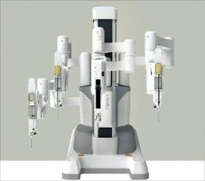 카자흐스탄에 복강경 수술로봇 수출