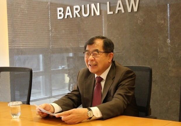 법무법인 바른 박재필 대표변호사